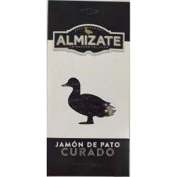 Jamon de Pato Loncheado 50 gr
